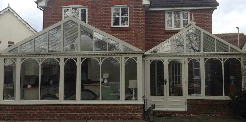 Conservatory cleaning in Basingstoke